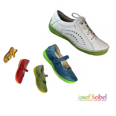 Josef Seibel shoes @ icon